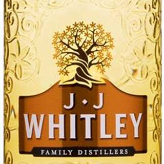J.J. Whitley Elderflower 40% 0,7l