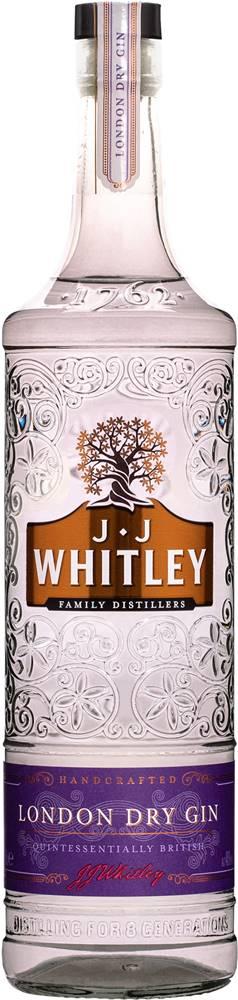 J.J. Whitley J.J. Whitley London Dry Gin 40% 0,7l