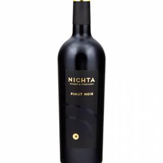 Víno NICHTA Pinot noir 0,75l