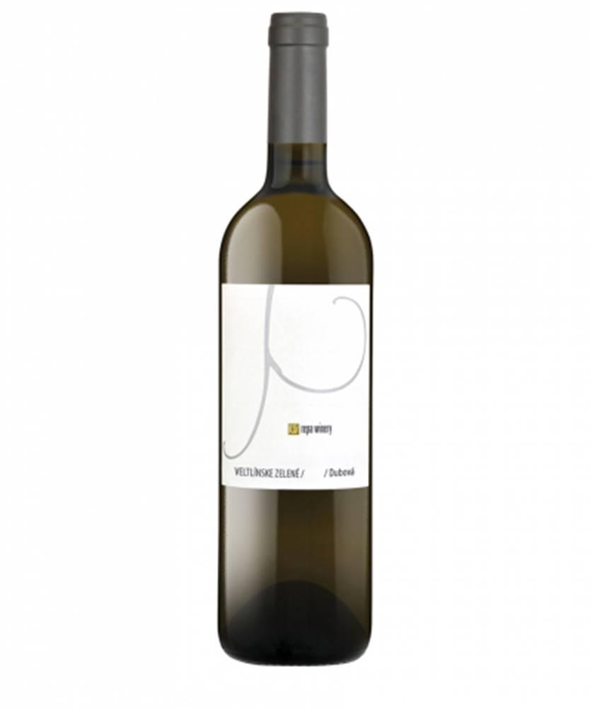 Repa Winery Repa Winery Veltínske zelené 0,75l