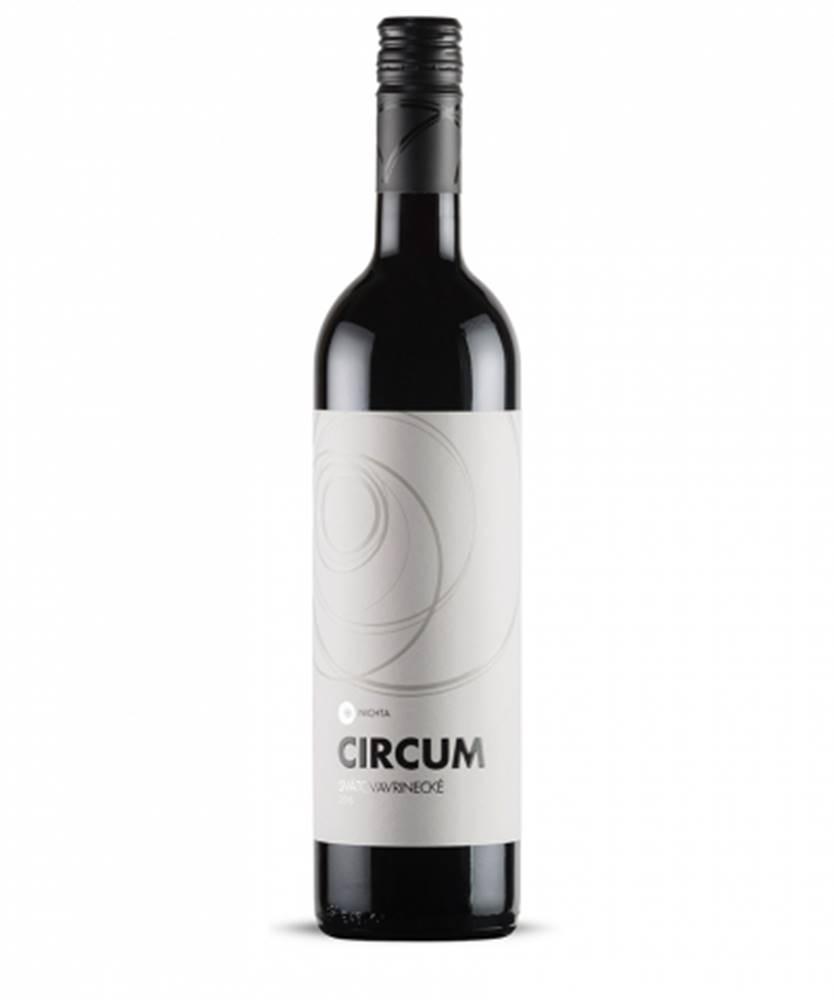 Víno NICHTA Víno NICHTA Circum Svätovavrinecké 0,75l