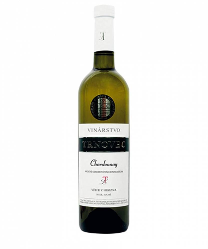 Trnovec vinarstvo Trnovec Chardonnay  výber z hrozna 0,75l