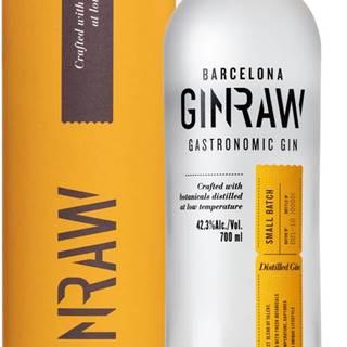 GinRaw Gastronomic Gin v tube 42,3% 0,7l