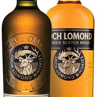 Set Loch Lomond Original + Signature