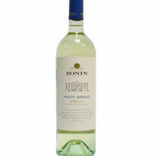 Zonin Pinot Grigio Fruili 0,75l