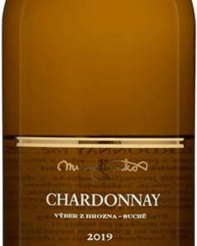 Mrva & Stanko Chardonnay 2019 13,5% 0,75l