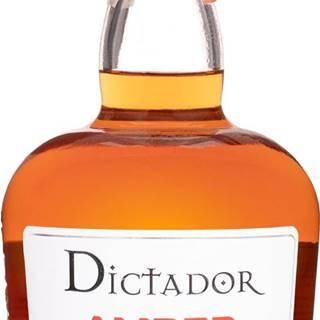 Dictador 100 Amber 40% 0,7l