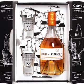 Godet God by Godet + 2 poháre