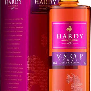 Hardy VSOP 40% 0,7l