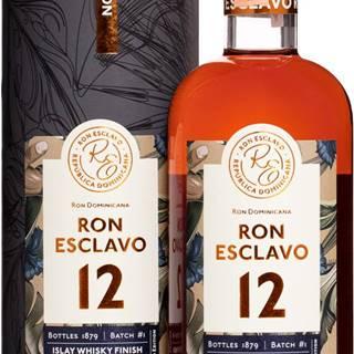 Ron Esclavo 12 ročný Islay Whisky Finish 46% 0,7l