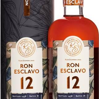 Ron Esclavo 12 ročný Moscatel Cask Finish 46% 0,7l