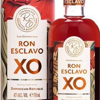 Ron Esclavo XO 42% 0,7l