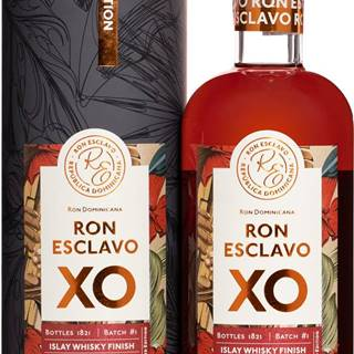 Ron Esclavo XO Islay Whisky Finish 46% 0,7l