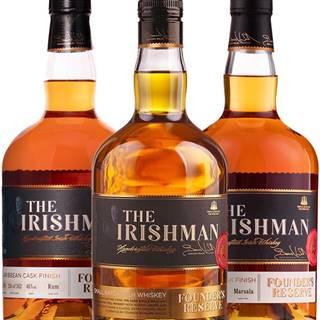 Set The Irishman Founder&
