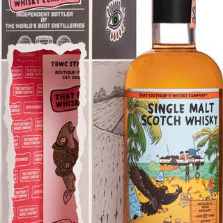 That Boutique-y Whisky Company Arran 22 ročná 48,4% 0,5l