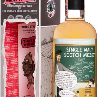 That Boutique-y Whisky Company Benrinnes 11 ročná 49% 0,5l