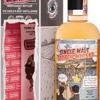 That Boutique-y Whisky Company Caol Ila 11 ročná 48,1% 0,5l
