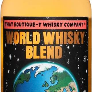 That Boutique-y Whisky Company World Whisky Blend 41,6% 0,7l