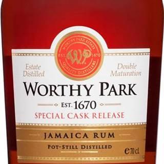 Worthy Park Special Cask Oloroso 55% 0,7l