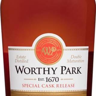 Worthy Park Special Cask Quatre Vins  52% 0,7l