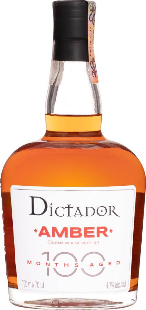 Dictador Dictador 100 Amber 40% 0,7l