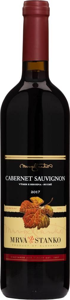 Mrva & Stanko Mrva & Stanko Cabernet Sauvignon 2017 14% 0,75l