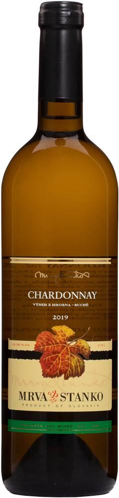 Mrva & Stanko Mrva & Stanko Chardonnay 2019 13,5% 0,75l