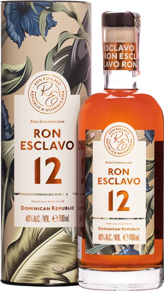 Ron Esclavo Ron Esclavo 12 ročný 40% 0,7l