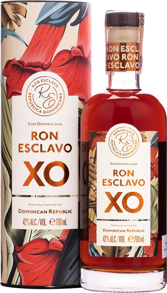 Ron Esclavo Ron Esclavo XO 42% 0,7l