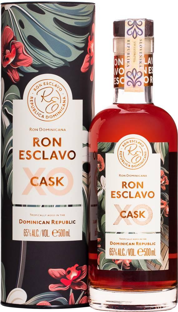 Ron Esclavo Ron Esclavo XO Cask 65% 0,5l