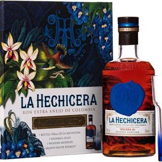 La Hechicera Rum Mojito Kit 40% 0,7l