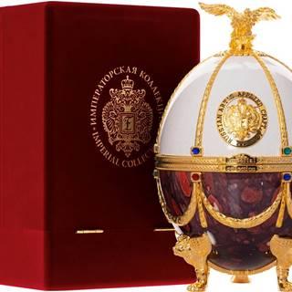 Carskaja Imperial Collection Faberge Perla a Rubínový Mramor 40% 0,7l