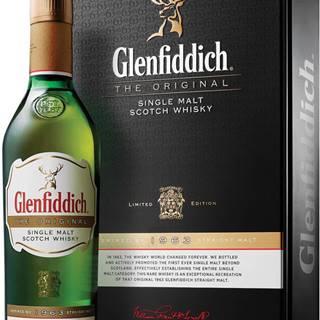 Glenfiddich The Original 40% 0,75l