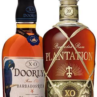 Set Plantation XO 20th Anniversary + Doorly&
