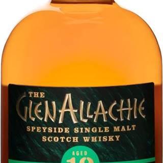 The GlenAllachie 10 ročná Cask Strength Mini 58,2% 0,05l
