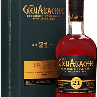 The GlenAllachie 21 ročná Single Malt Batch 1 51,4% 0,7l