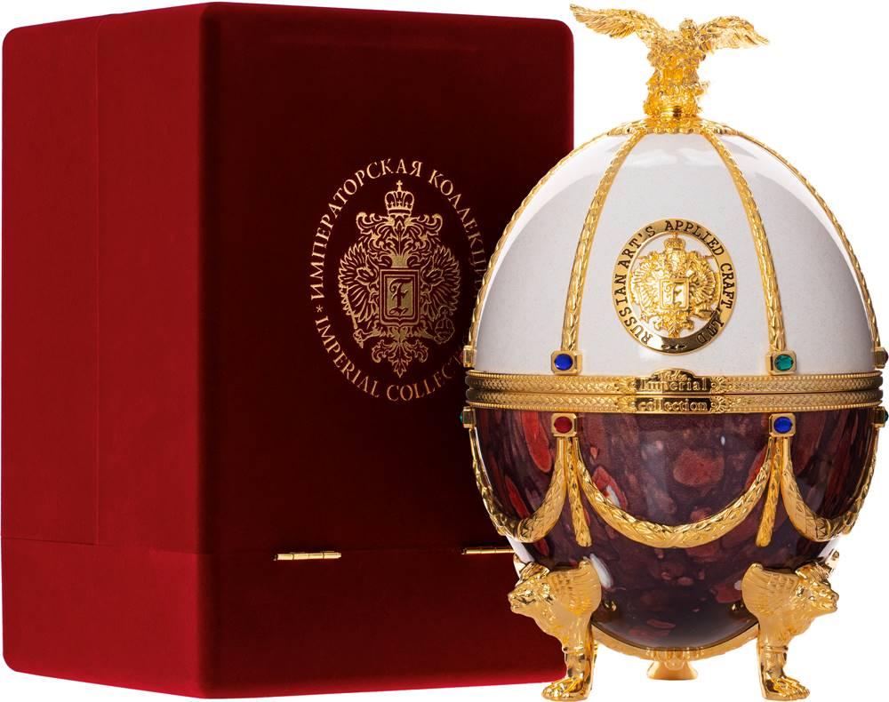 Carskaja Carskaja Imperial Collection Faberge Perla a Rubínový Mramor 40% 0,7l