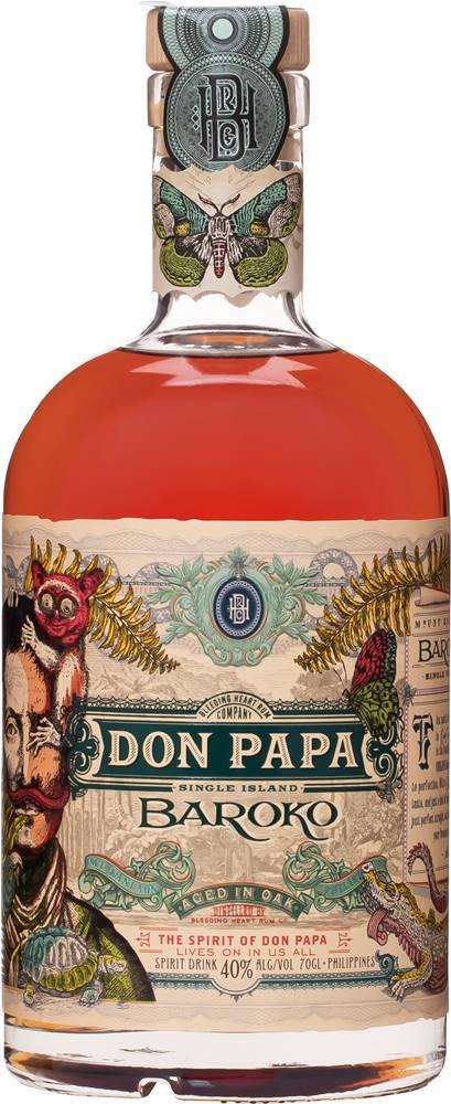 Don Papa Don Papa Baroko 40% 0,7l
