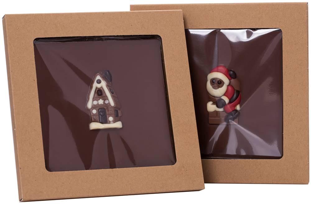 Lyra Lyra Vianočná čokoláda MIX