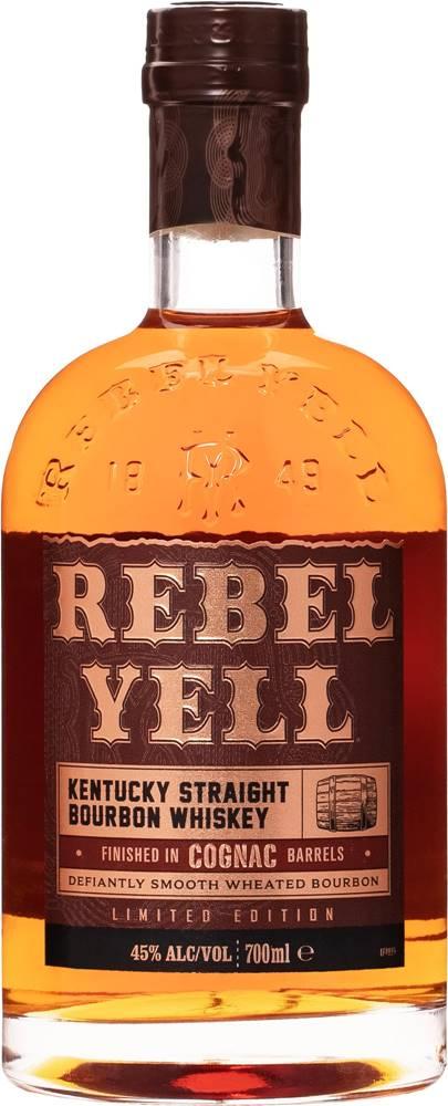 Rebel Yell Rebel Yell Cognac Finish 45% 0,7l