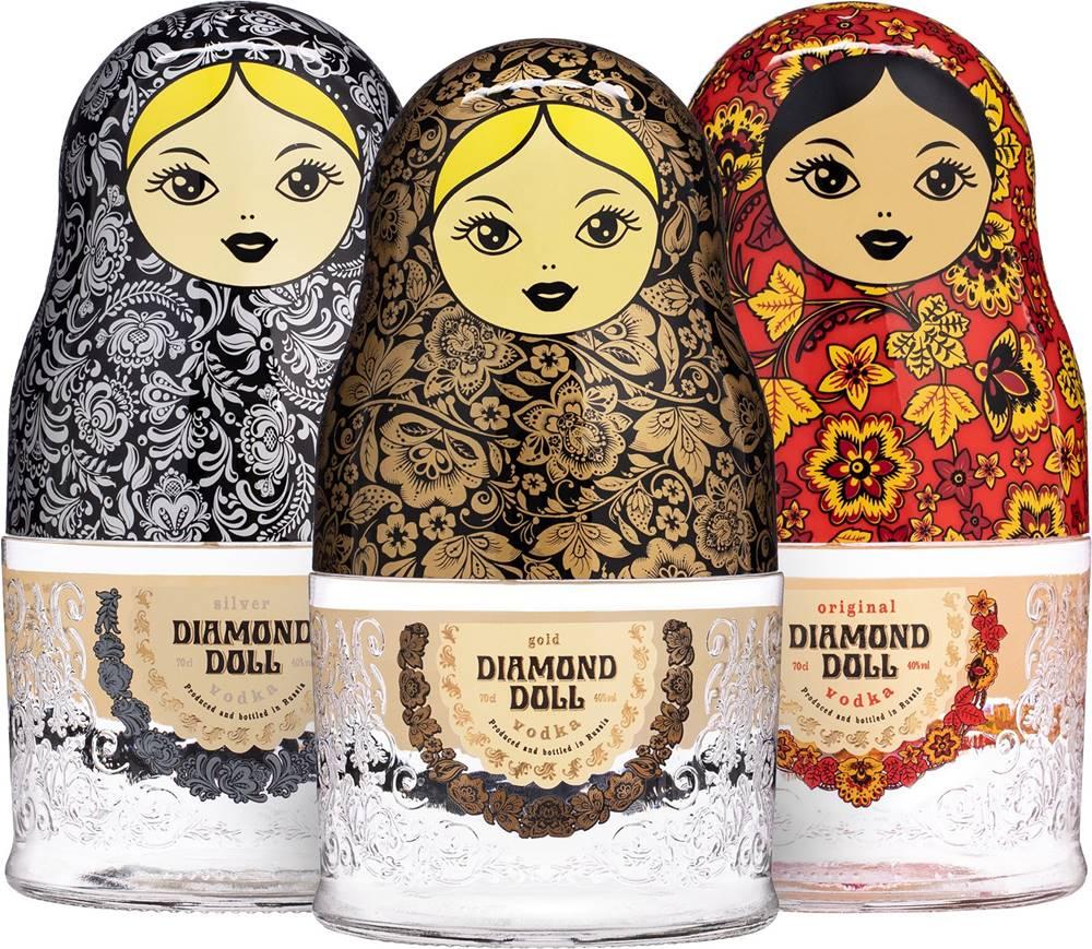 Diamond Doll Set Diamond doll