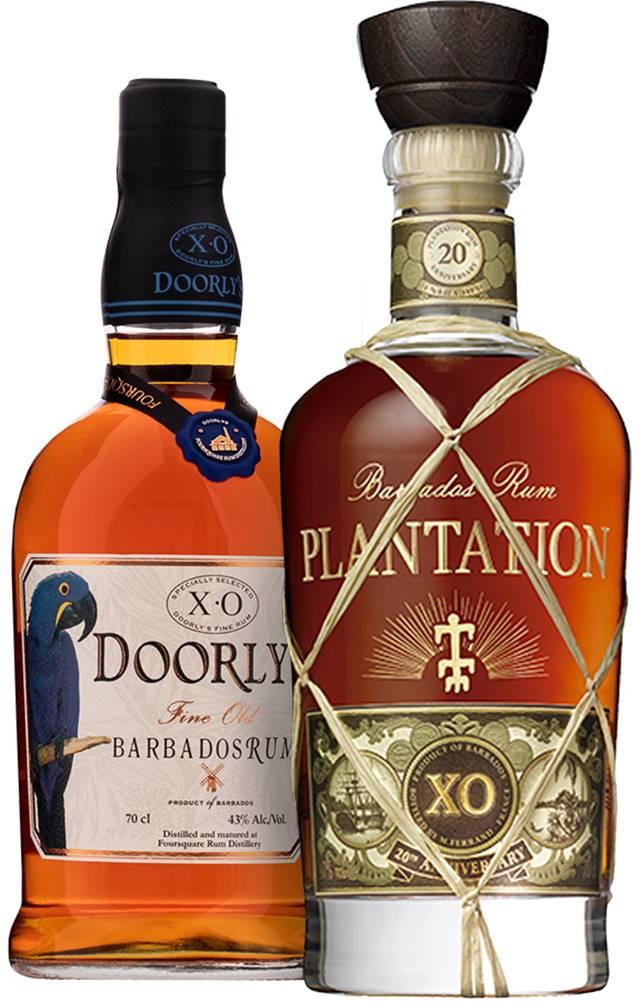Plantation Set Plantation XO 20th Anniversary + Doorly&
