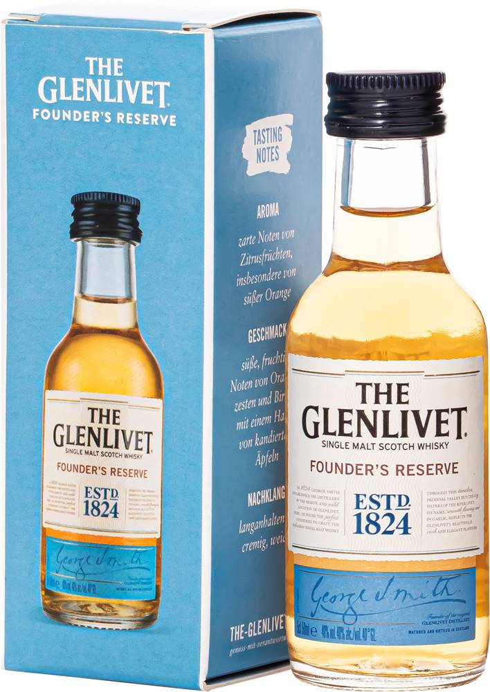 The Glenlivet The Glenlivet Founder&
