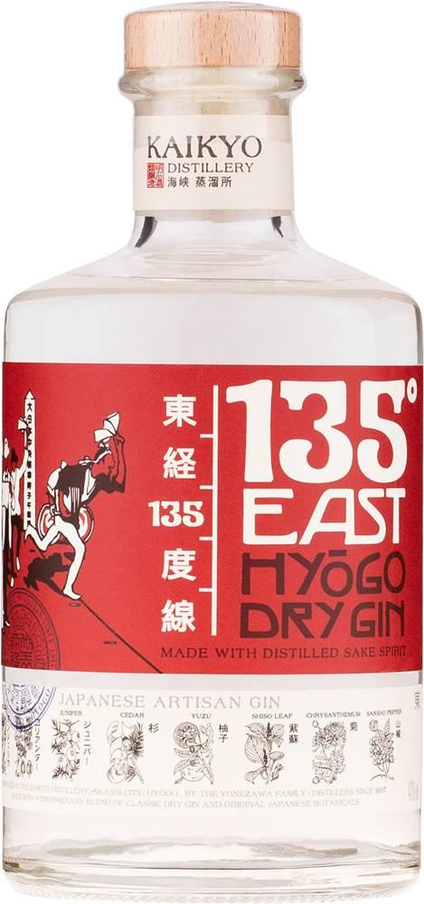 135 East 135 East Hyogo Dry Gin 42% 0,7l