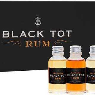 Black Tot 50th Anniversary Tasting Box 5 x 0,03l 47,86% 0,15l