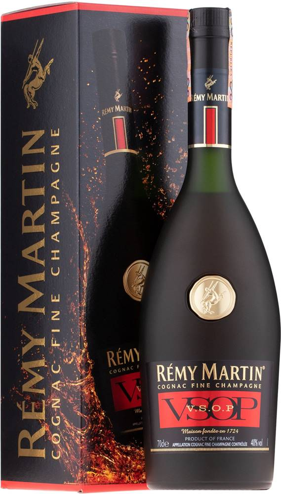 Rémy Martin Rémy Martin VSOP v kartóniku 40% 0,7l