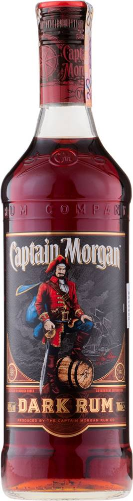 Captain Morgan Captain Morgan Black Label 40% 0,7l