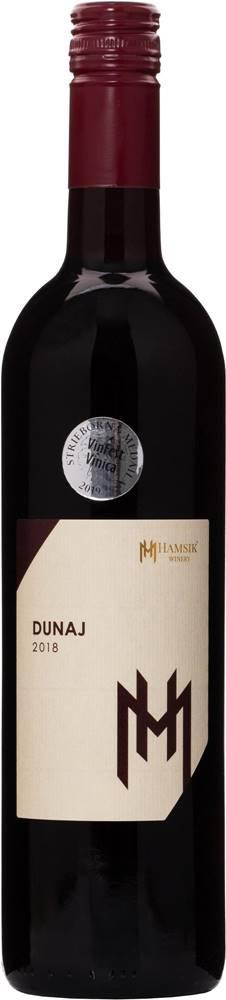 Hamsik Winery Hamsik Dunaj 2018 12,5% 0,75l