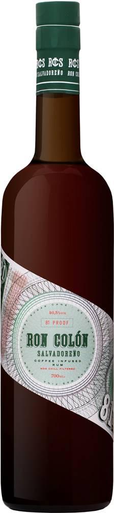 Ron Colón Salvadoreño Ron Colón Salvadoreño Coffee Infused Rum 55,5% 0,7l