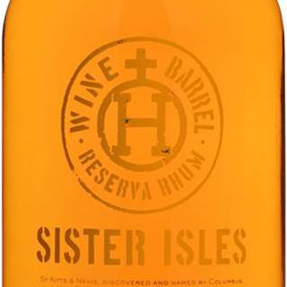 Sister Isles Vermut Cask 45% 0,7l